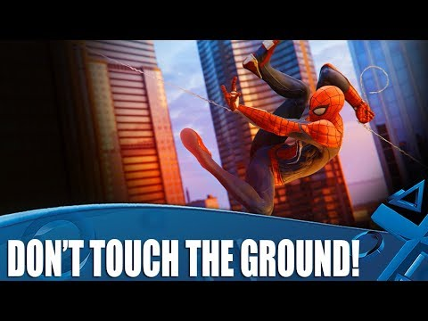 Can We Swing Across New York in Marvel's Spider-Man Without Touching The Ground?