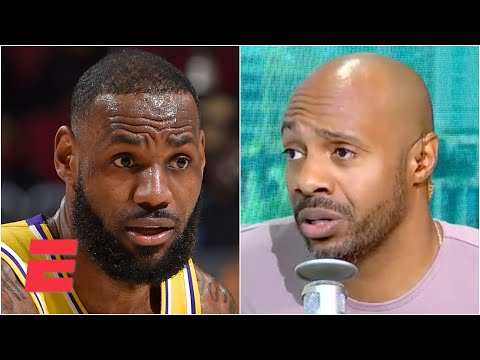 'I'm not betting against LeBron' - JWill believes James can get back to 100% this season | KJZ
