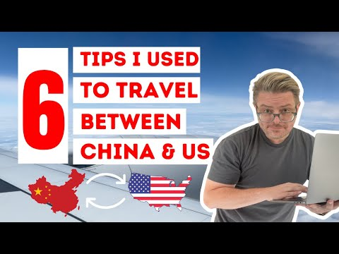 Leaving and Returning to China With Travel Restrictions.  What I Did to Return to China Smoothly.