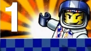 Lego Racers 2 PC [Full Gameplay] - Part 1: Getting Ready