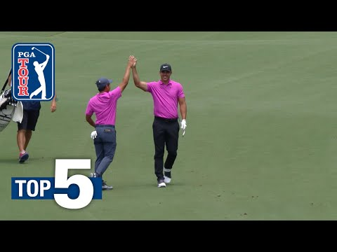 Top 5 Shots of the Week | THE PLAYERS