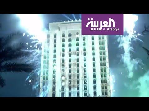 تفاعلكم : شاهد ألعاب نارية في سماء السعودية تدخل موسوعة غينيس