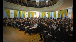 O noua conferinta sustinuta de Maica Siluana Vlad