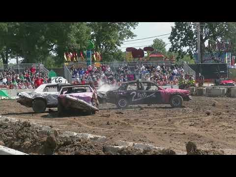 POWER PUFF DEMOLITION DERBY SANDWICH IL