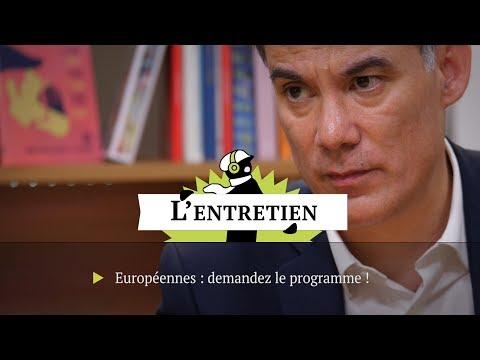 Vidéo de Raphaël Glucksmann