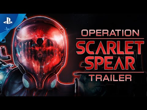 Warframe - Operation: Scarlet Spear - Available Now   PS4
