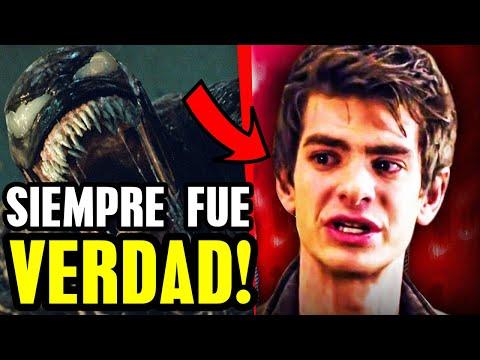 Es un farsante, video de Andrew Garfield REAL, Venom 2 filtración, What If ep 6 Killmonger