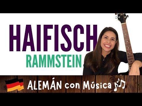 Aprendé alemán con músicas - Haifisch/ Encuentro Alemán con Whitney #33