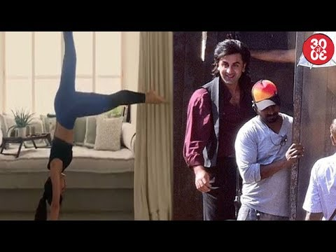 Jacqueline Shares Her Fitness Secret | Ranbir Kapoor Denies Khalnayak Song Remake