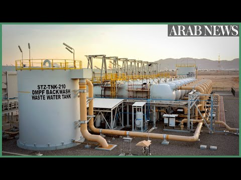 Water scarce Gulf states bank on desalination, at a cost