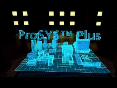 ProSYS Plus   de Risco Panel de Alarmas de 8 a 512 Zonas