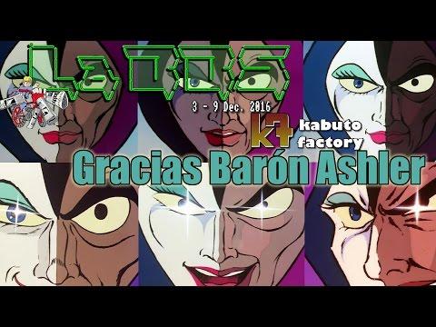 Gracias Barón Ashler! | La BBS #0021 | Noticias 3-9 Dec. 2016 Amiga, C64, VIC20, Plus4, PET