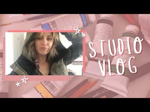 THE ONE WHERE I GOT OLDER - Studio Vlog