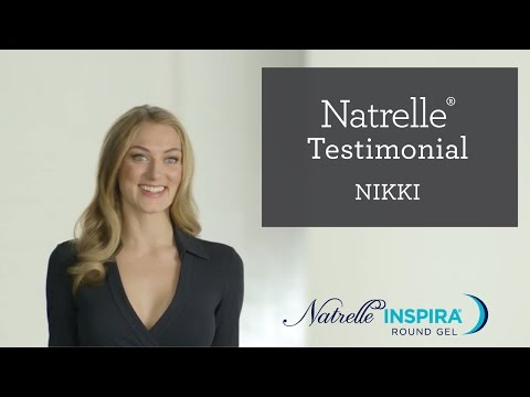 Breast Augmentation with Inspira, Nikki's Story