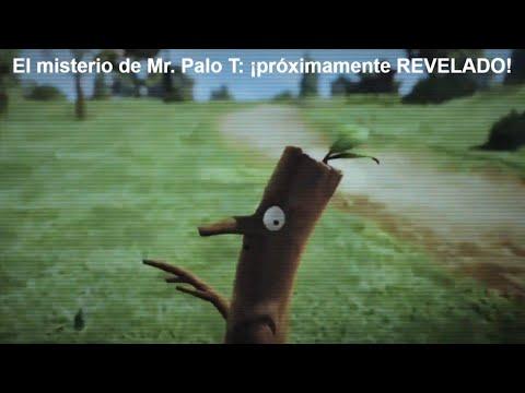 El misterio de Mr. Palo T: ¡próximamente REVELADO!