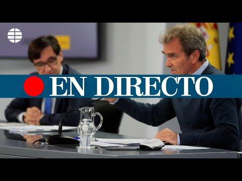 DIRECTO CORONAVIRUS | Sanidad informa de la situación de la pandemia en España