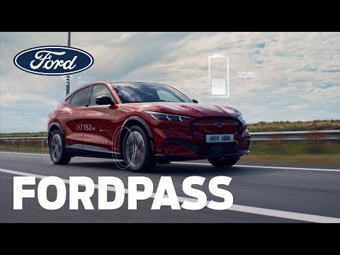 Aplikace FordPass | Připojte se | Ford Česká republika