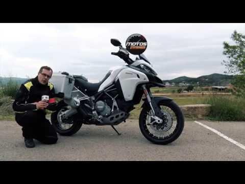 Motosx1000 : Rider 1000 2016 con la Ducati MultiStrada Enduro .- Segunda Parte -.