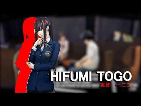 Persona 5 Confidants: Introducing Hifumi Togo!