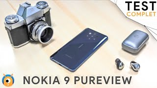 Vidéo-Test : Test : Nokia 9 Pureview - 5 capteurs pour quel résultat ? - Le Café Du Geek