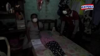 Madre pide ayuda entre lágrimas para su pequeña hija que sufre de prolapso rectal