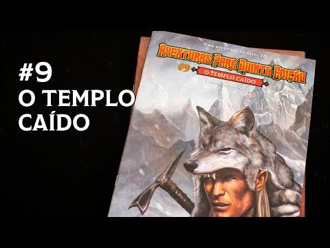 Aventuras para 5ª Edição - Livro #9: O Templo Caído