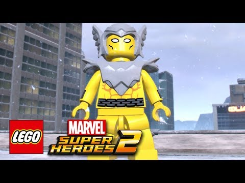 connectYoutube - LEGO Marvel Super Heroes 2 - How To Make Prodigy (Peter Parker)