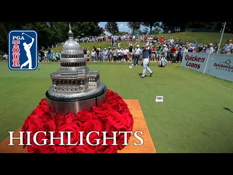 Highlights | Round 1 | Quicken Loans 2018