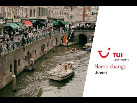 TUI Name change - Utrecht