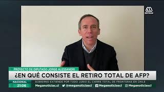 ¿En qué consiste el retiro total de los fondos de pensiones
