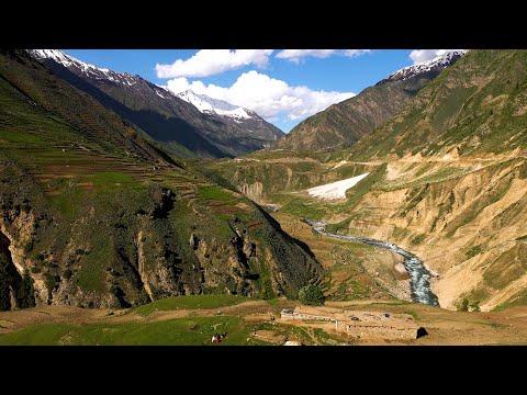Babusar Pass, Pakistan in 4K Ultra HD