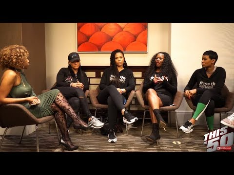connectYoutube - Female Cast of 'From The Bottom Up' Talk Prison Time, Daily Struggles, Kids + New Show