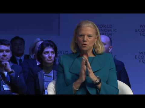 Davos 2017 - An Insight, An Idea with Ginni Rometty