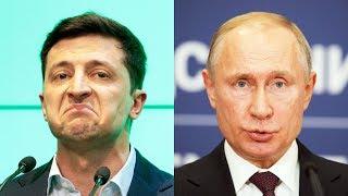 Разговор Зеленского Путиным