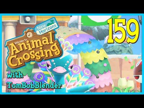 Animal Crossing with TomBobBlender   E159
