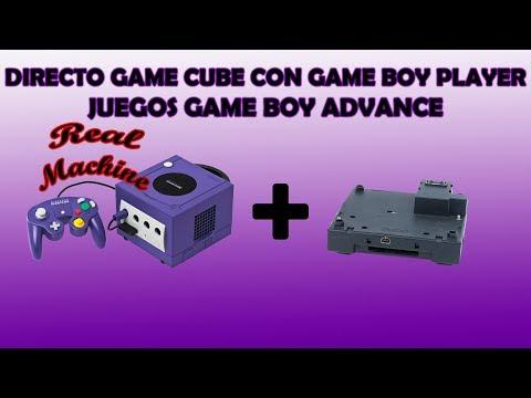 Directo gamecube juegos GBA game boy player #2