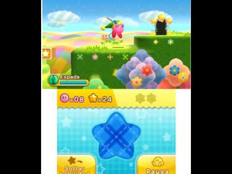 Kirby Triple Deluxe - Nintendo 3DS (Citra)