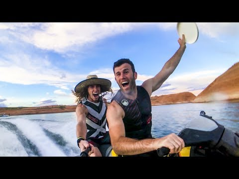 connectYoutube - Water Trick Shots with Brodie Smith!