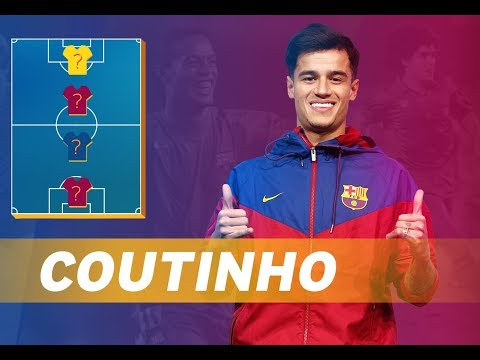 COUTINHO | MY TOP 4 (LEGENDS)