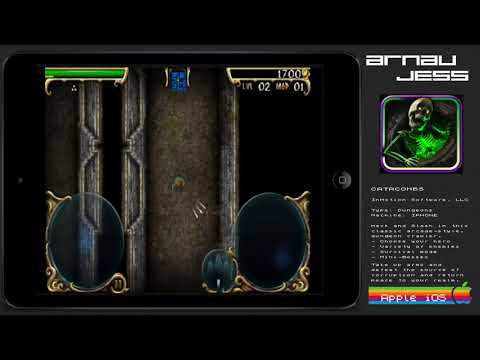 CATACOMBS iOS game