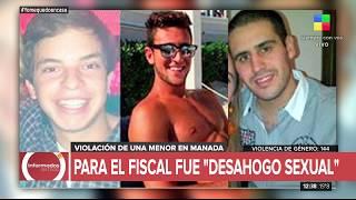 Violación en manada en Chubut: para el fiscal fue