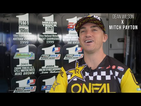 Dean Wilson tell all about Mitch Payton - Motocross Action Magazine