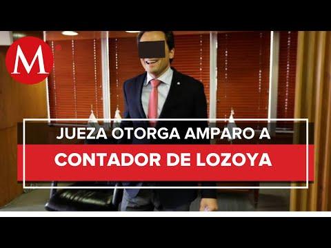 Jueza ampara a contador de Emilio Lozoya; ordena liberar cuentas bancarias