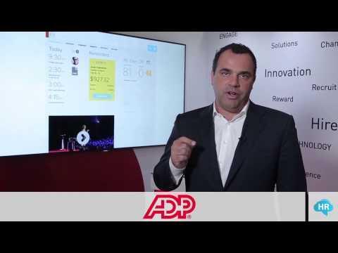 Michael van den Brand (ADP Streamline) @ HR Tech Europe Oktober 2014