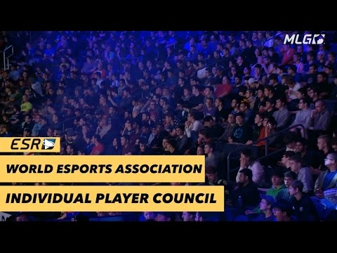 World eSports Association Forms Player Council