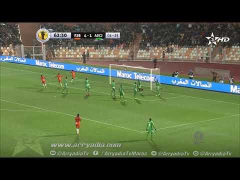نهضة بركان 5 -1 دياراف السنغالي هدف إيسوفا دايو