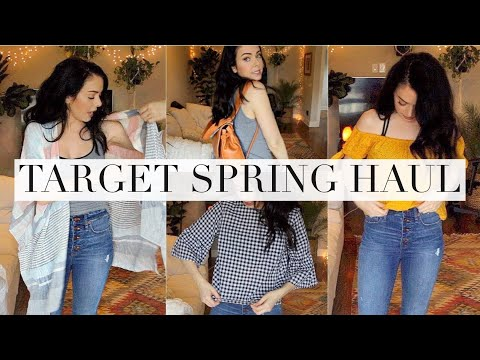 connectYoutube - Target Spring Haul!