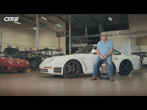 Bruce Canepa and the Porsche 959 in CSR Racing 2