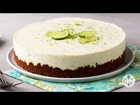 How to Make No Bake Lime Mousse Tart | Dessert Recipes | Allrecipes.com