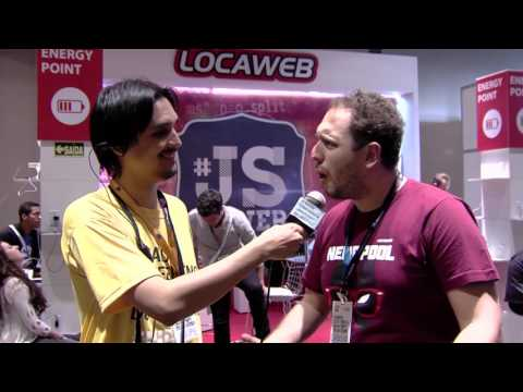 Entrevista BrazilJS 2016 - Locaweb